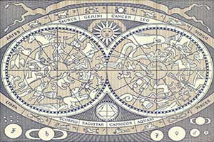 Traditional Astrology Graphic