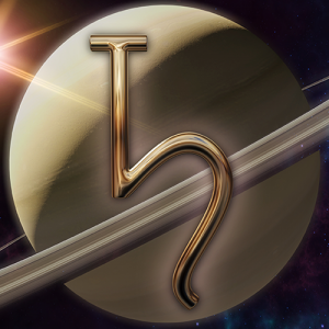 Jupiter - Saturn Cycle, represents growth and perserverance
