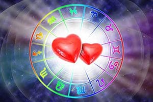 relationship hearts horoscopes