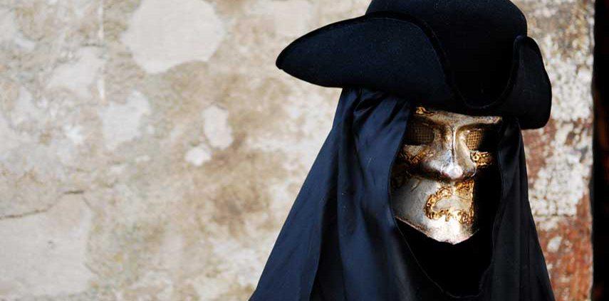 Saturn Dark Mask