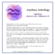 Anytime Astrology Aquarius