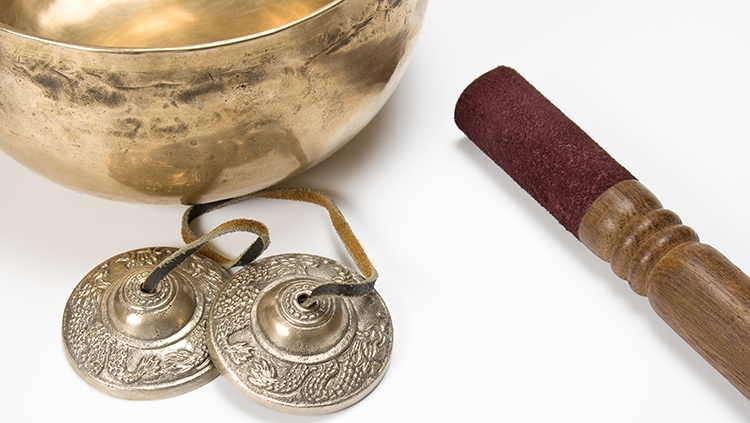 Chinese New Year Singing bowl and Tibetan