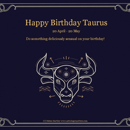 Taurus Birthday 2021
