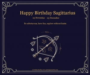 Sagittarius Birthday 2022