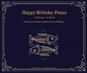 Pisces Birthday 2021