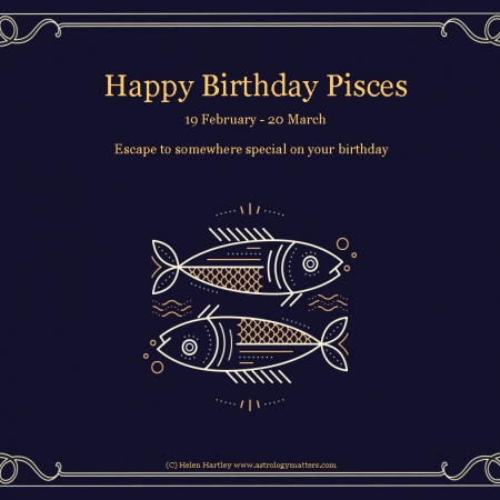 Pisces Birthday 2021
